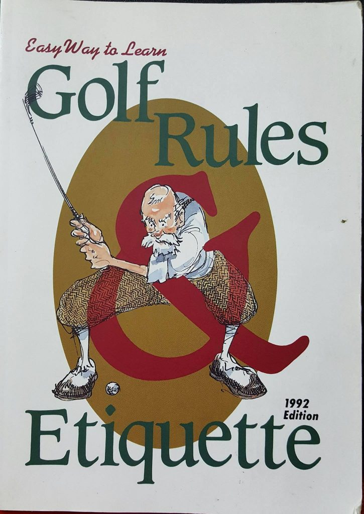 Easy way to learn Golf Rules Etiquette – Sách tiếng Nhật