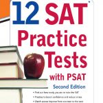 12 sat / psat practice tests | Mcgraw-hills