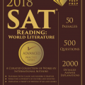2018 SAT Reading: World Literature Practice Book (Advanced Practice) | ies test prep