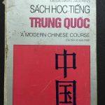 Sách học tiếng Trung Quốc – góc thanh lý