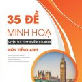 35 đề minh họa luyện thi THPT Quốc Gia 2020 môn tiếng Anh, Trang Anh