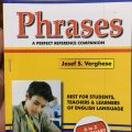 A book of Phrases | a perfect reference companion | Josef S. Verghese