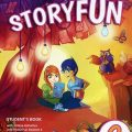 Cambridge Storyfun 2 SB | Karen Saxby
