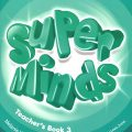 Cambridge Super Minds 3 Teacher's book, Melanie Williams, Herbert Puchta, Gunter Gerngross, Peter Lewis-Jones