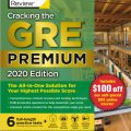 Cracking the GRE Premium Edition with 6 Practice Tests, 2020 – The Princeton Review