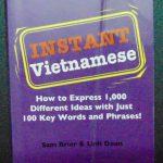Sách học tiếng Việt cho người nước ngoài: Instant Vietnamese , NXB Tuttle