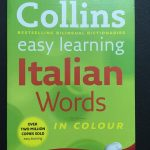 Easy learning Italian Words in colour – Collins