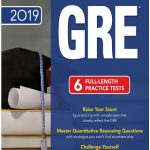GRE 2019 – McGraw-Hill Education 6 full-length practice tests