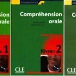Giáo trình tiếng Pháp Compréhension orale 1,2,3