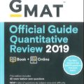 Gmat official guide quantitative 2019 (300 quatitative questions unique to this quide)