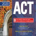 Mcgraw Hill Education – ACT 2020 , 8 full-length practice tests