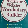 Merriam-Webster Vocabulary builder, increase your word power