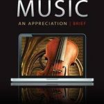 Music: An Appreciation Textbook