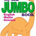My K2 Jumbo book by Geetha Menon, Kayal shekaran (English, Maths, Science)