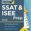 Princeton Review SSAT  ISEE Prep, 2021 6 Practice Tests + Review  Techniques + Drills (Private Test Preparation) by The Princeton Review by The Princeton Review