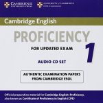 Proficiency 1 for Updated Exam Audio CDs Mp3