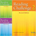 Reading Challenge 123 with audio cd mp3