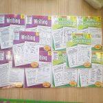 Bộ 5 cuốn sách học viết cho học sinh cấp 1 cấp 2: Success with writing | Scholastic