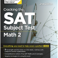 The Princeton Review, Cracking the SAT Subject Test Math 2 | Better strategies, higher Scores