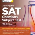The princeton review , Cracking the SAT Chemistry Subject Test