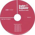 Đĩa nghe và phần mềm English Explorer 1 | Workbook Audio cd và MultiRom