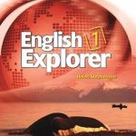 English Explorer 1 Student book and Workbook with CD mp3