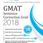 Wiley's Gmat Sentence Correction Grail 2018