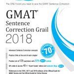Wiley's Gmat Sentence Correction Grail 2018