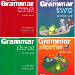 Grammar starter one two three Jennifer Seidl