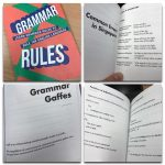 Grammar Rules – Learn grammar rules to rule the english language – sách học tiếng Anh của người Sing