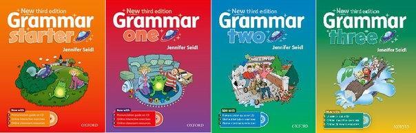 Resultado de imagem para Grammar Starter, One, Two, Three