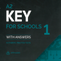 KET 2020 – Cambridge Key for School 2020 (A2) authentic practice tests with answers (Ket 2020)