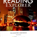 Reading explorer 4 Second Edition 2nd | Cengage Learning | National Geographic Learning by Paul Macintyre, David Bohlke