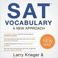 SAT vocabulary A new Approach | The Critical Reader by Larry Krieger & Erica L. Meltzer