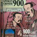 Spoken chinese 900, 900 câu đàm thoại tiếng Hoa, cuốn 1 + 2