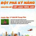 Đột phá kỹ năng chuyên đề viết luận tiếng Anh, Dương Hương, Hà Trang