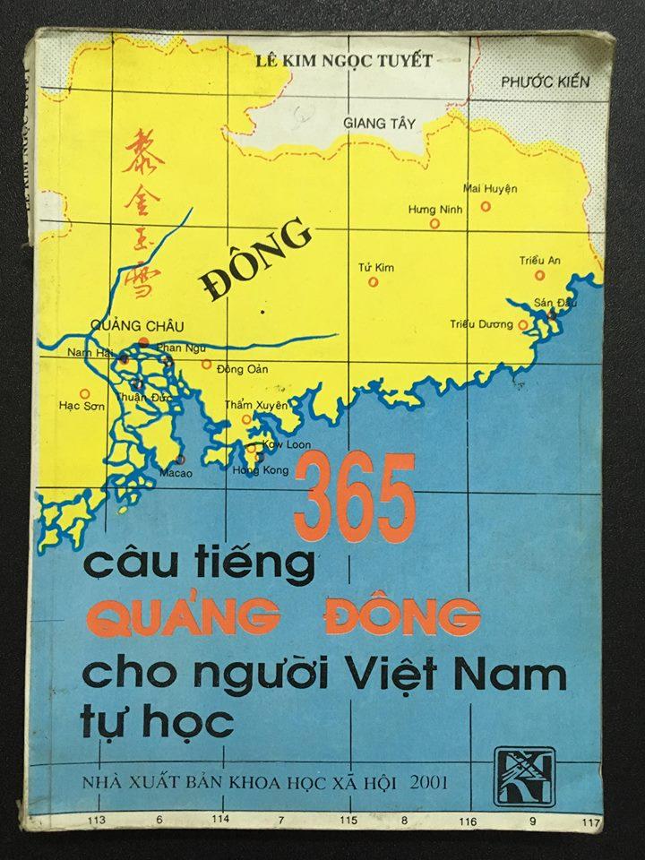 365 câu tiếng Quảng Đông cho người Việt Nam tự học - Lê Kim Ngọc Tuyết