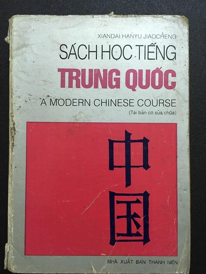 Sách học tiếng Trung Quốc - góc thanh lý