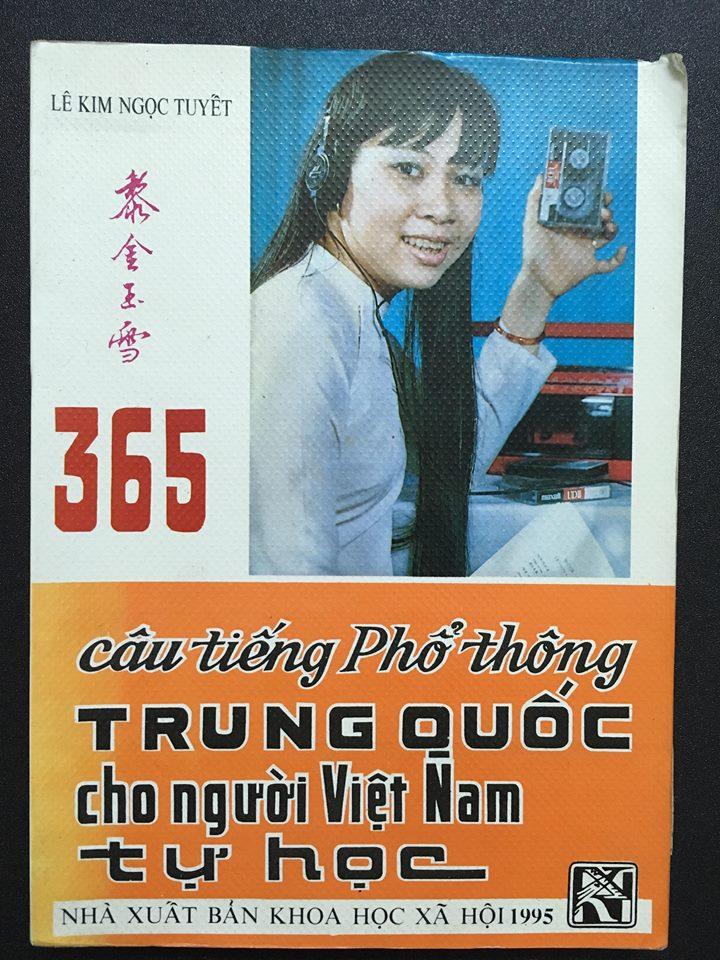 365 câu tiếng phổ thông Trung Quốc cho người Việt Nam tự học - Lê Kim Ngọc Tuyết