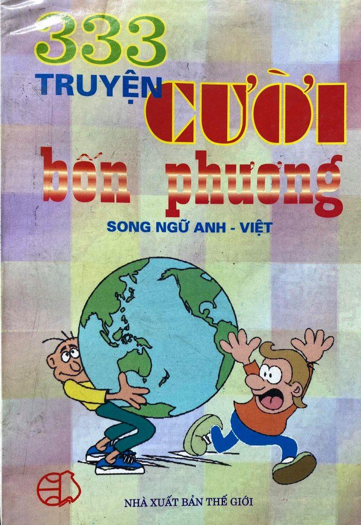 333 truyện cười bốn phương, song ngữ Anh - Việt