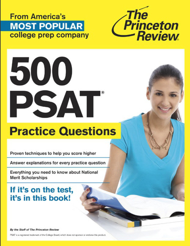 500 psat practice questions | The princeton review