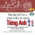 Bài tập bổ trợ và phát triển kĩ năng tiếng Anh 11, Nguyễn Thị Ngọc anh, Đinh Thị Cẩm Lai