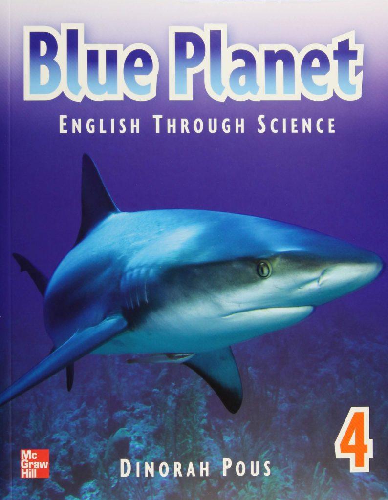 Blue Planet, English through science 4, Dinorah Pous
