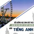 Bồi dưỡng học sinh giỏi THCS và ôn thi vào lớp 10 THPT Chuyên môn Tiếng Anh, Trần Thanh Hương, Hoàng Thị Hồng Nhung, Hán Thu Phương
