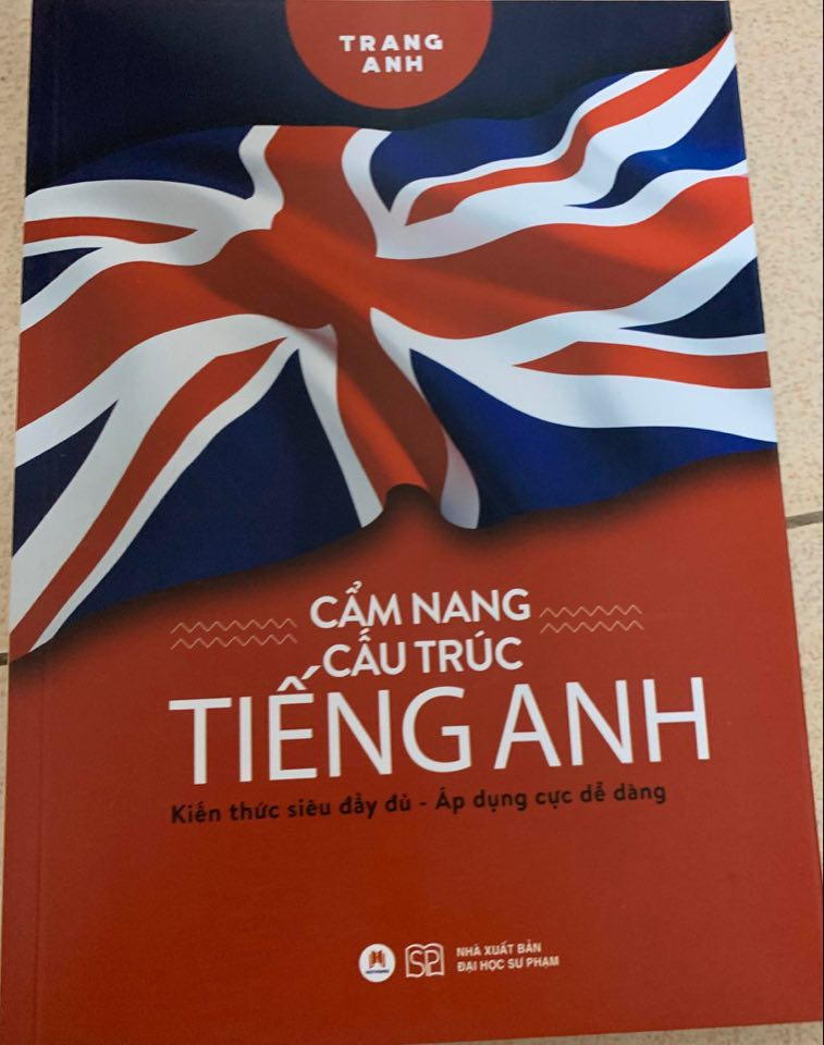 Cẩm nang cấu trúc tiếng Anh -Trang Anh