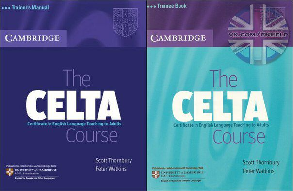 Cambridge CELTA (Certificate in English Language Teaching to Adults)