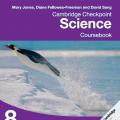 Cambridge Checkpoint Science Coursebook 8, Mary Jones, Diane Fellowes-Freeman, David Sang