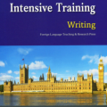 Cambridge IELTS intensive Training Writing, Foreign Language Teaching & Research Press