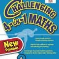 Challenging 4-in-1 Maths, Primary 3, Dawn Tai, Educational Publishing House
