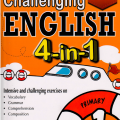 Challenging English 4-in-1, Primary 1, Educational Publishing House